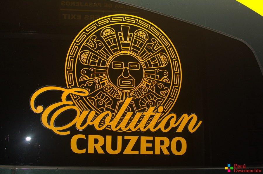 Cruz del Sur Evolution Cruzero.
