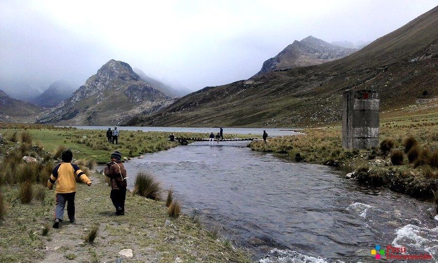 Laguna Querococha-Ancash