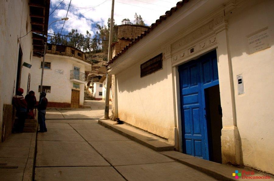 Casa del Sabio Santiago Antúnez de Mayolo