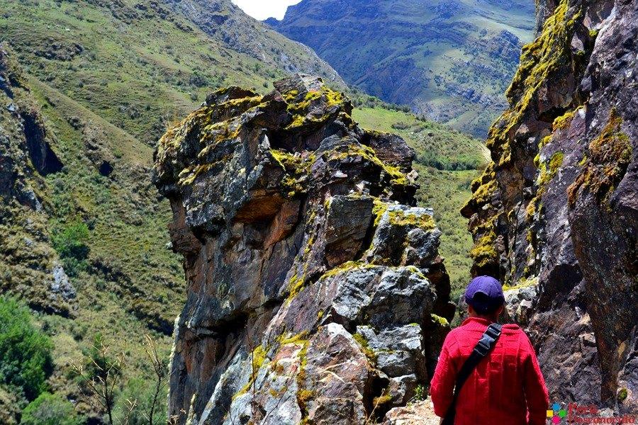Camino a Patarcocha Chacas