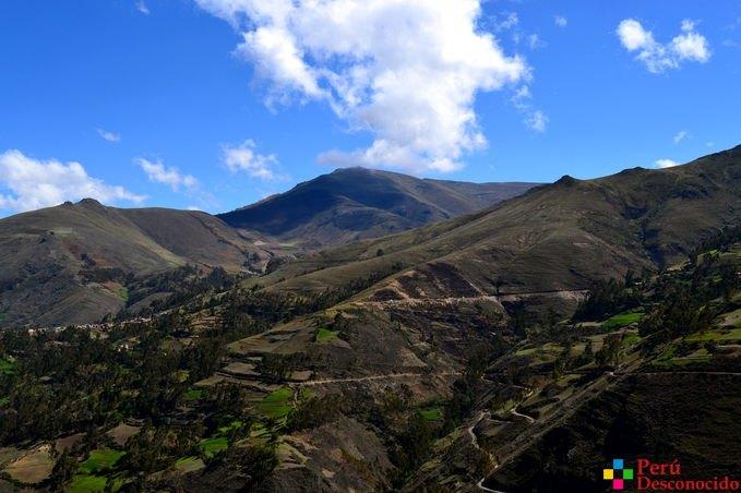 Cerros imán Aija