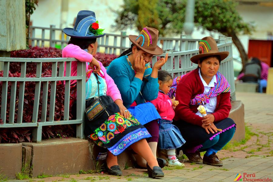 Mujeres de San Luis Ancash