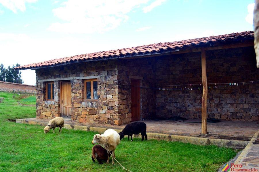 En este convento se crían animales y se plantan hortalizas