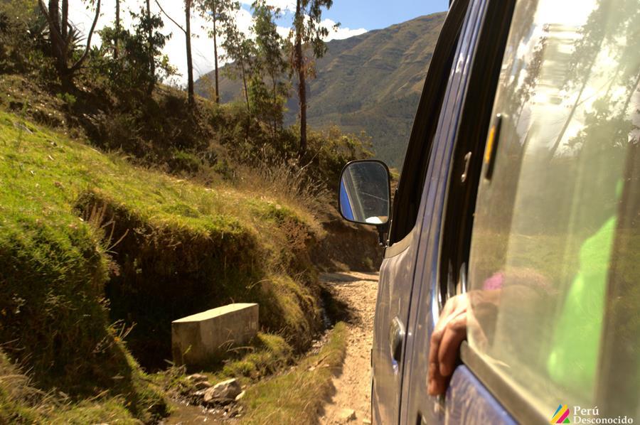Viaje a Jancapampa