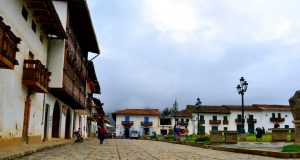 Plaza de Chacas