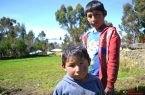 Niños de Santa Cruz de Rurek