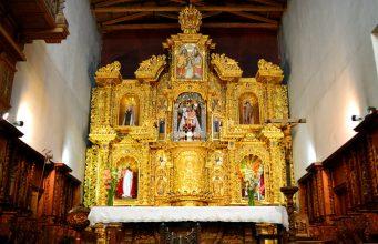 La imponente construcción y belleza única de la iglesia de Chacas.