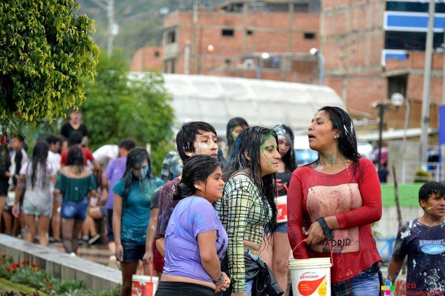 Martes Guerra Huaraz 2017
