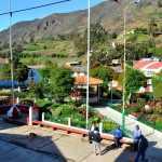 Plaza de Armas del Distrito de La Merced en Aija
