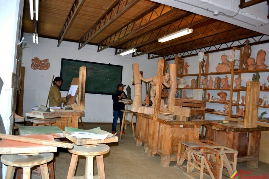 14 talleres don bosco en chacas talleres don bosco chacas for Taller de artesanias