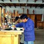Trabajos de los Artesanos en Chacas