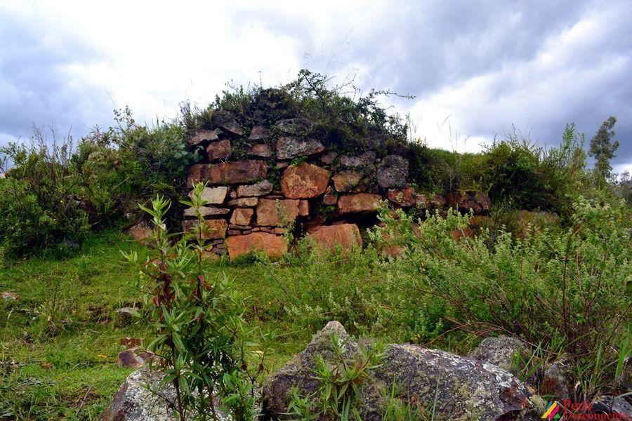 Restos arqueológicos de Illuaro