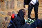 Escenificación por Semana Santa en Perú