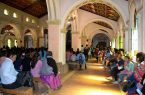 Misa por Semana Santa en Pomallucay