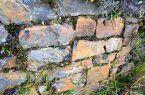 Construcciones de piedras en Inka Ragá Ancash