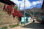 Calles en Pomabamba