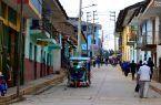 Transporte en Pomabamba