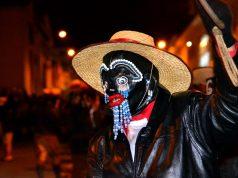 """""""Los Negritos"""" de Huallanca y una lección de cultura para los huanuqueños."""