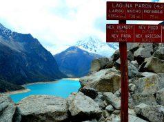 Laguna Parón-Caraz