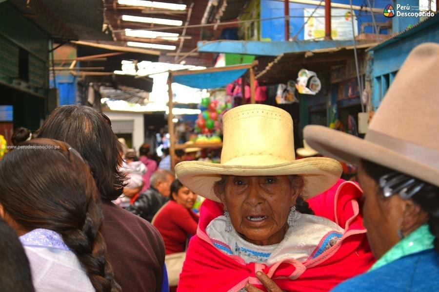 Mercado de Caraz.