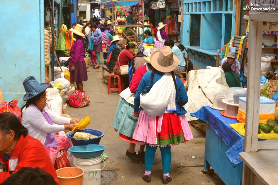 Mercado de Caraz