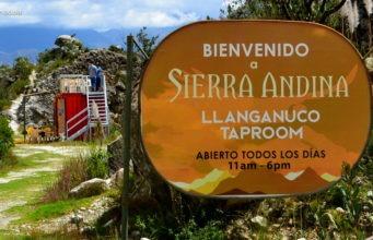 Explora tu mundo en el Taproom de Sierra Andina en Llanganuco