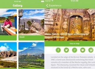 Perú travel,app de viajes de Per